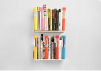 "Wall shelves ""UBD"" - Set of 2  Books"