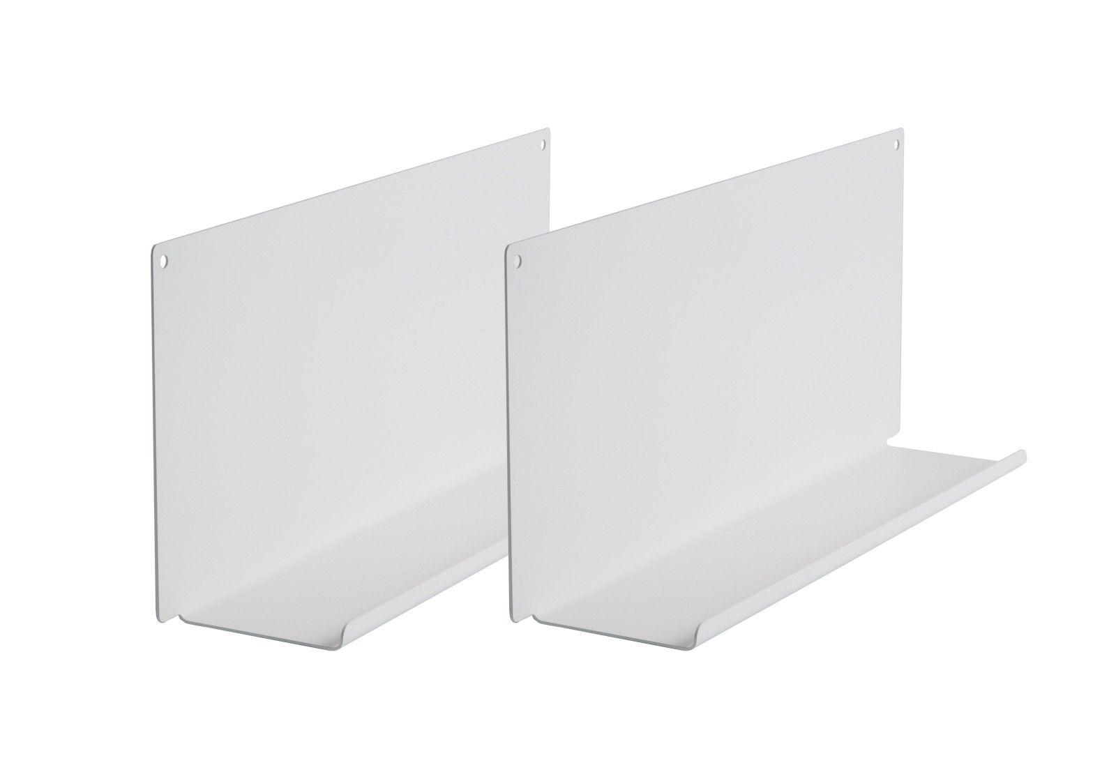 """Estantes de pared para cuarto de baño """"LE"""" - Juego de 2 3-4"""