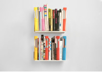 "Wall shelves ""UBD"" - Set of 2 Books"