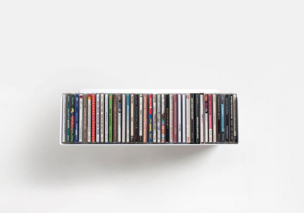 Etagère range CD USCD