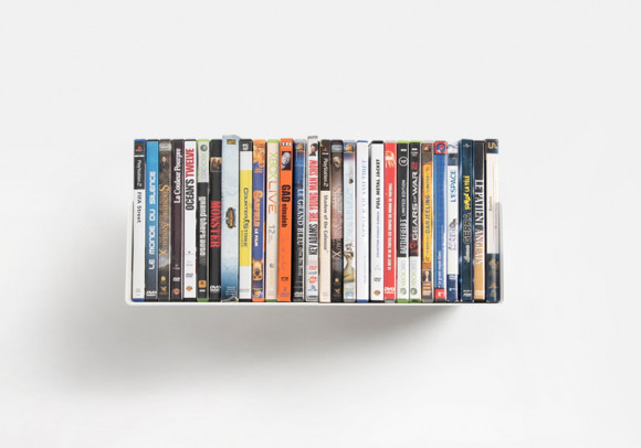 Estante para DVD USDVD - 45 cm