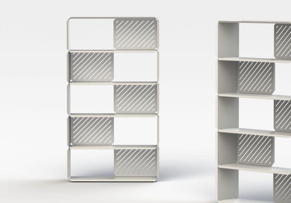 Tag re design plane pour le bureau b5 100 - Bureau etagere design ...