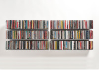Set di 6 UCD - Mensole porta CD