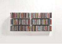 Set of 6 USCD - CD shelves