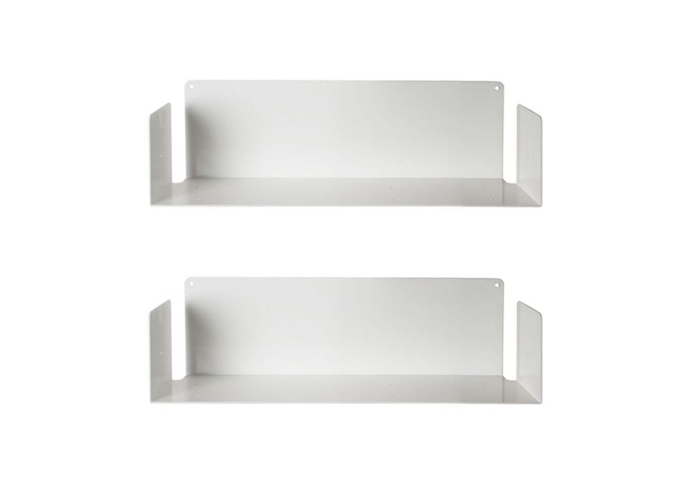 "Set of 2 Bookshelves ""US"""