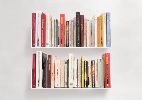 Bookshelves 45 cm - Set of 2