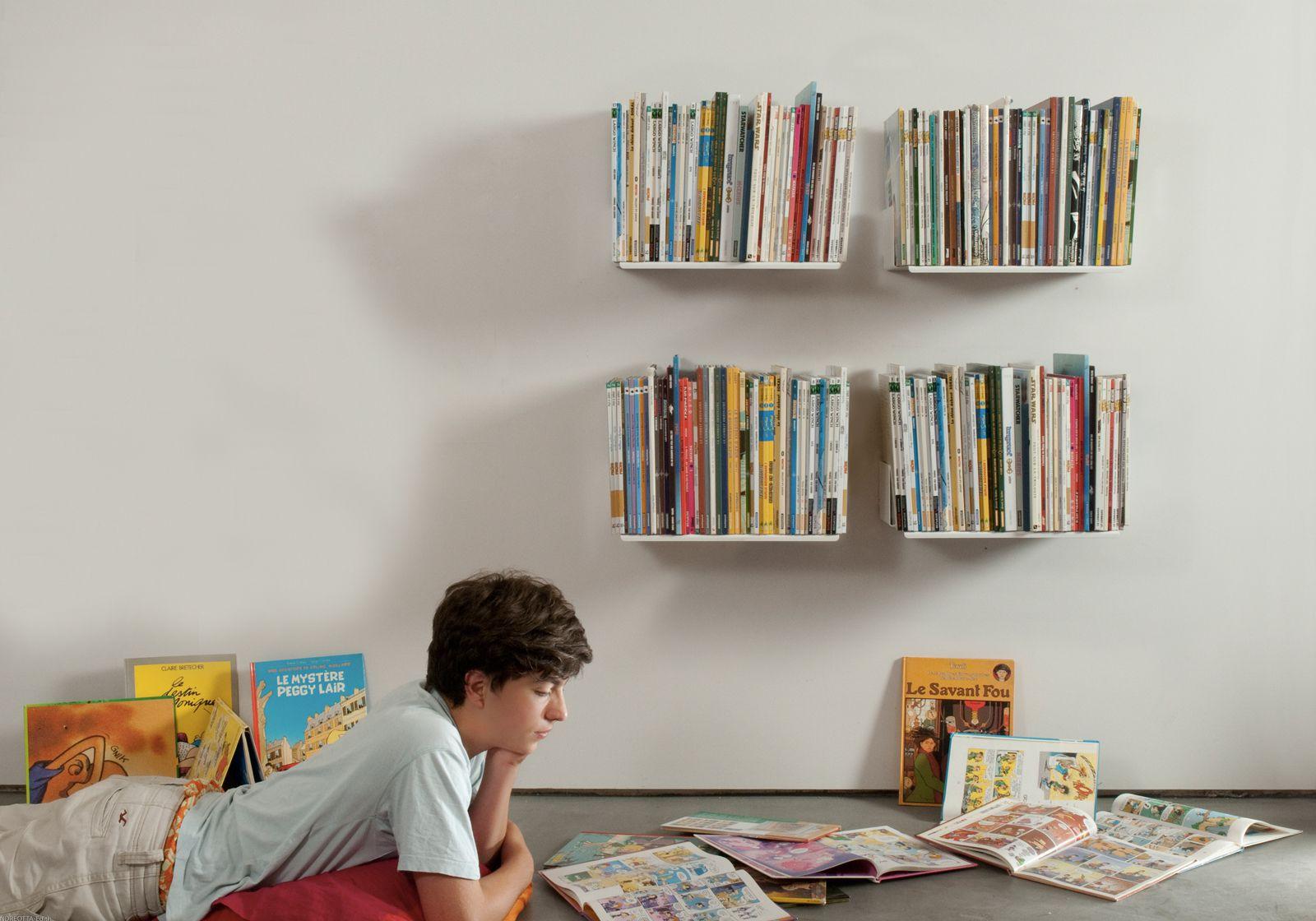 """Mensole di design """"ubd""""   set di 4   teebooks"""