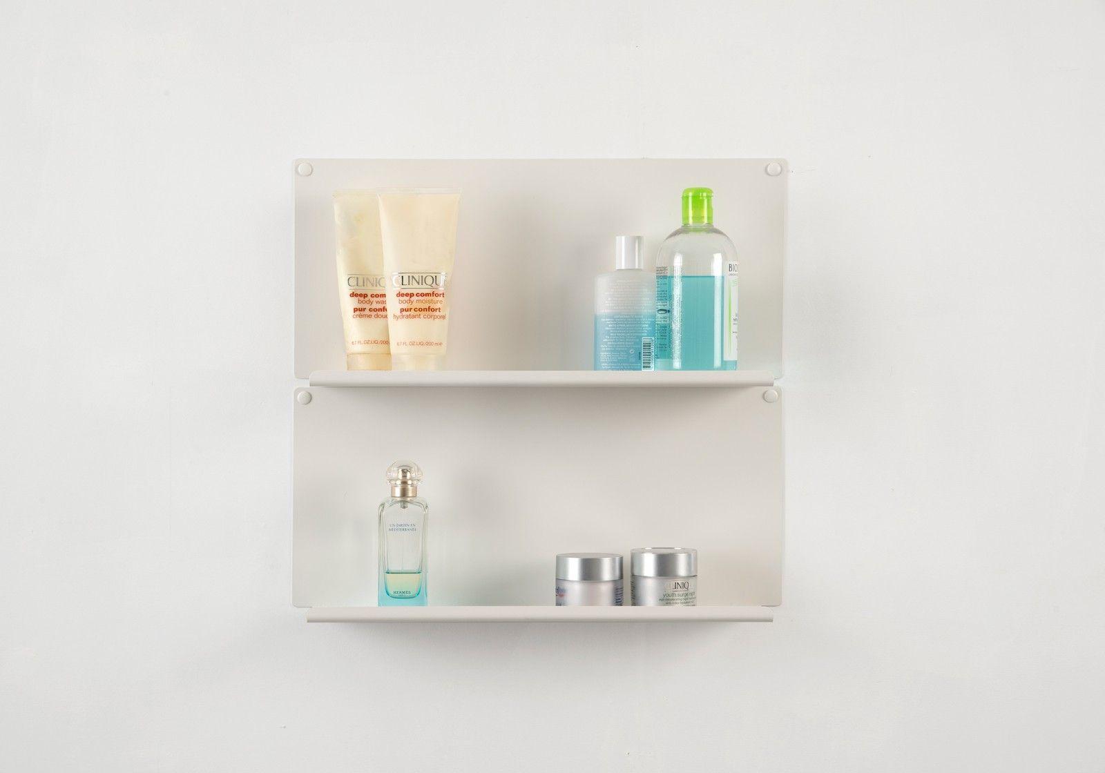 """Bathroom wall shelves """"LE"""" - Set of 2 V"""