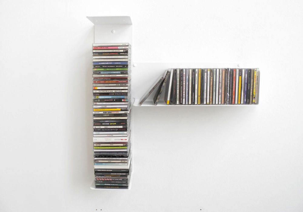 "Asymmetrical CD shelf ""TD"" RIGHT"