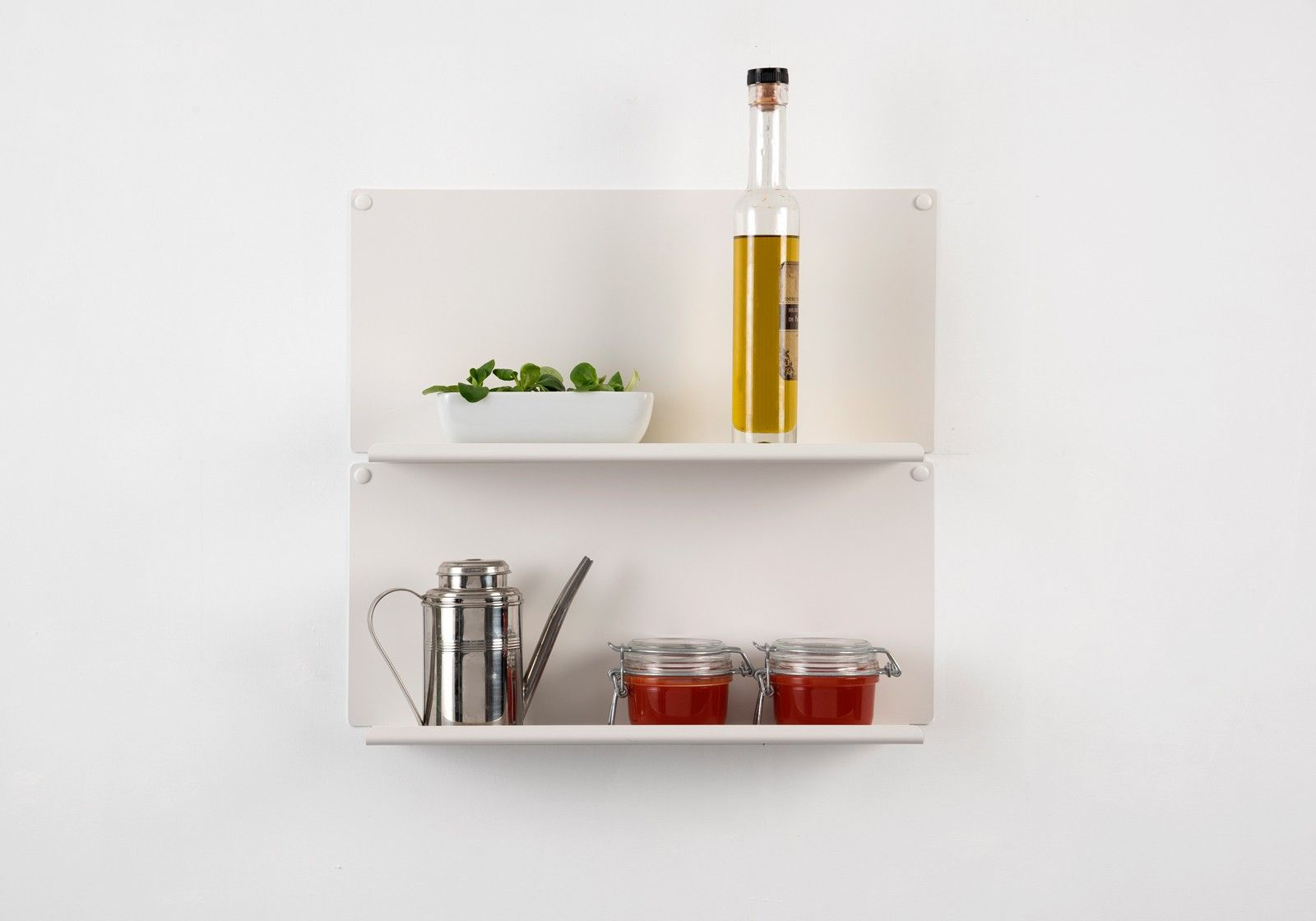 Kitchen Wall Shelf Kitchen Shelves Le Set Of 2