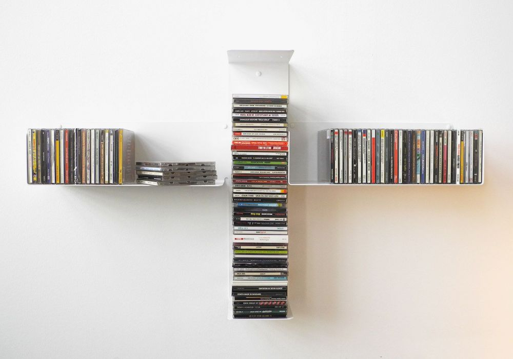 "CD shelf ""TUS"""