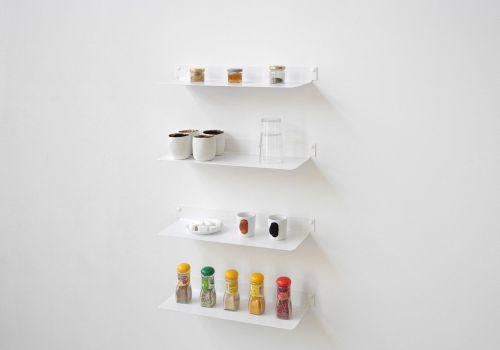 Mensole per cucina TEEline 4515 - Set di 4