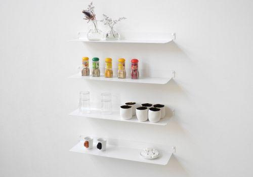 TEEline 6015 Kitchen shelves   - Set of 4