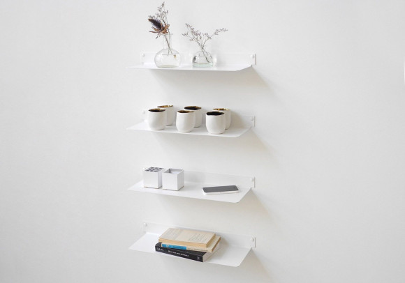 Wall shelf TEEline 4515 - Set of 4