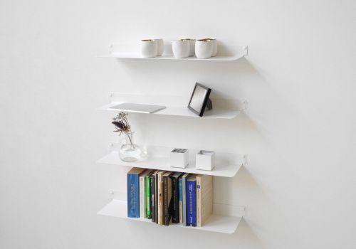 Tail mensola da muro mensola parete mensola libreria