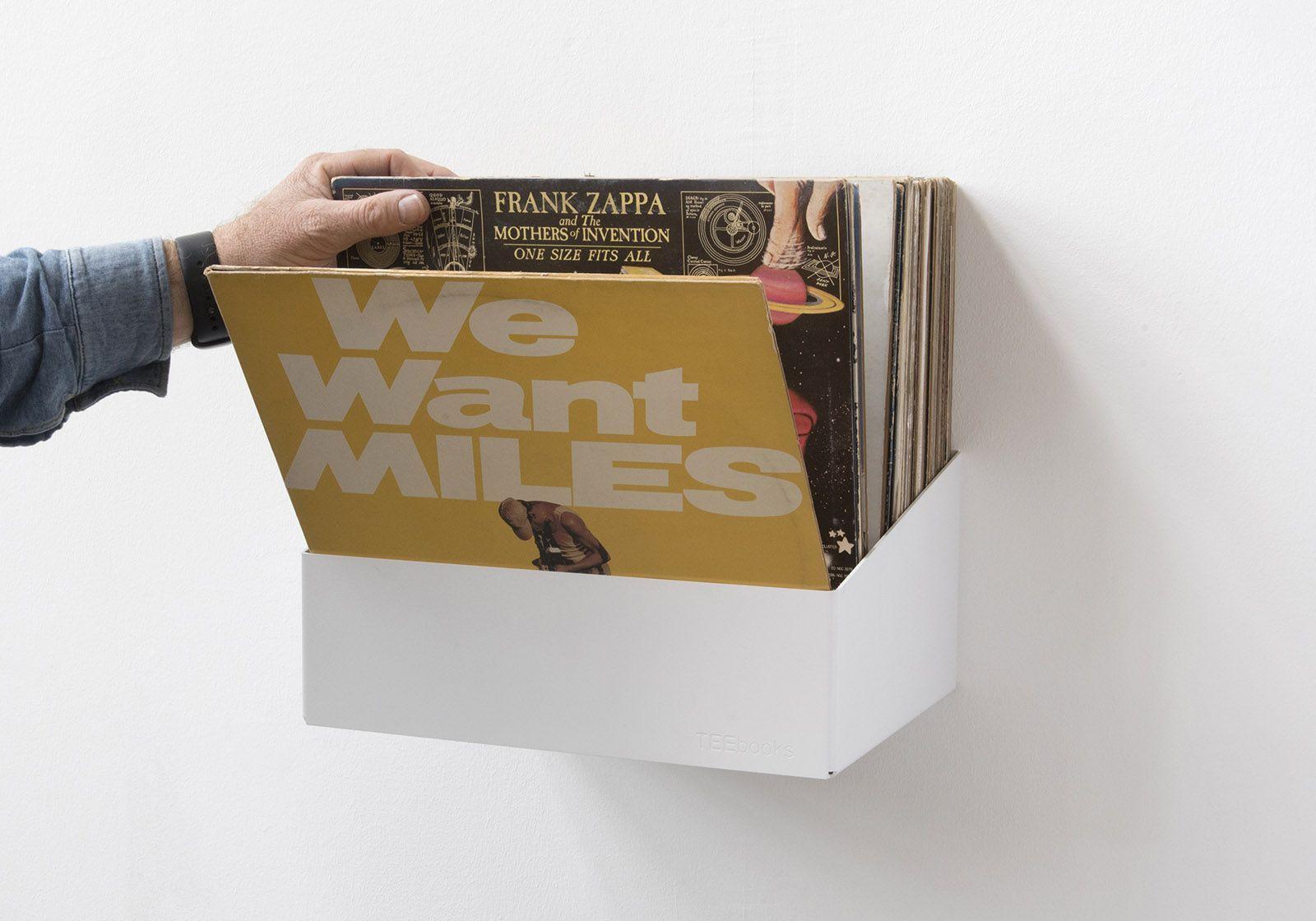 ...  TEEnyle  Record Storage Shelf;   ... & TEEnyle