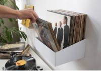 """Étagère de rangement pour vinyles """"TEEnyle"""" - Lot de 2"""