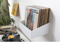 """TEEnyle"" Record Storage Shelf"