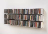Mensole porta CD - Set di 6 UCD