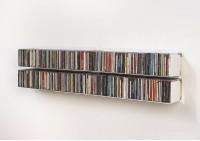 Mensole porta CD - Set di 4 UCD
