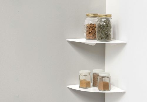 Kitchen shelf TEEgolo 9,5 inch - Set of 2