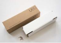 """Mensola di design """"U"""" - 60 cm - Set di 4"""