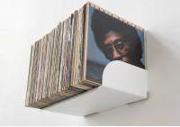 """UBD"" Vinyl Record Storage  - Set of 4 Shelves"
