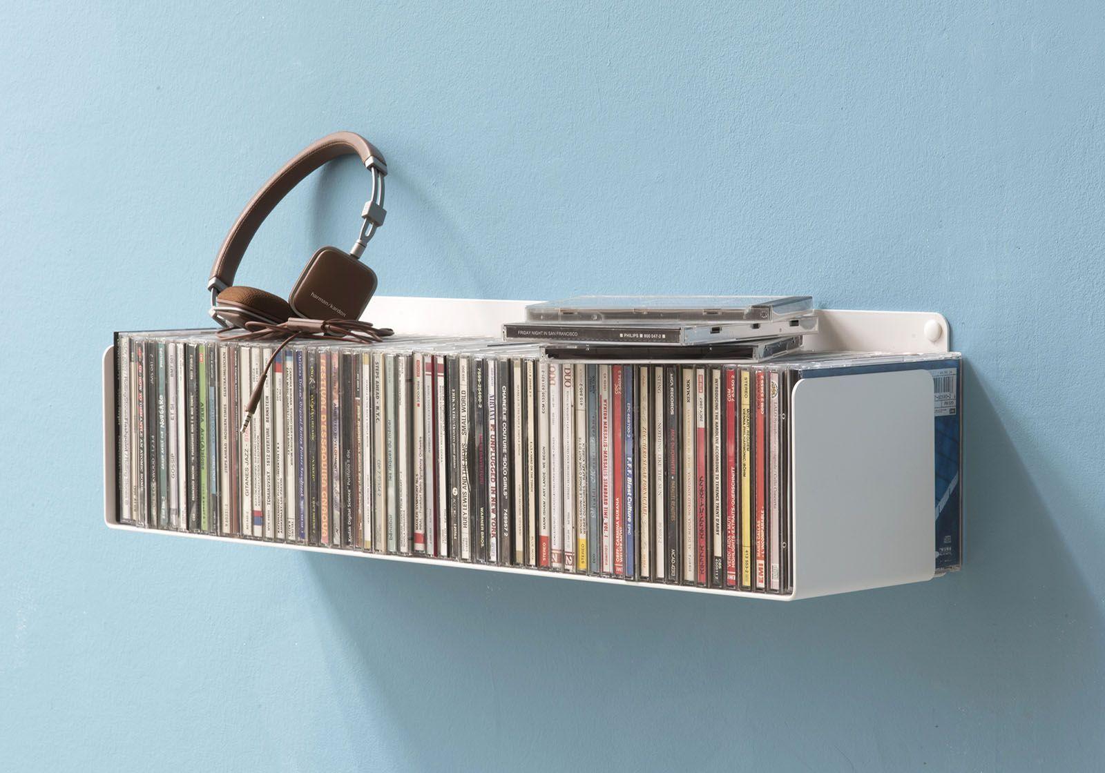 Mensola porta cd ucd 60 cm - Scaffali porta cd ...