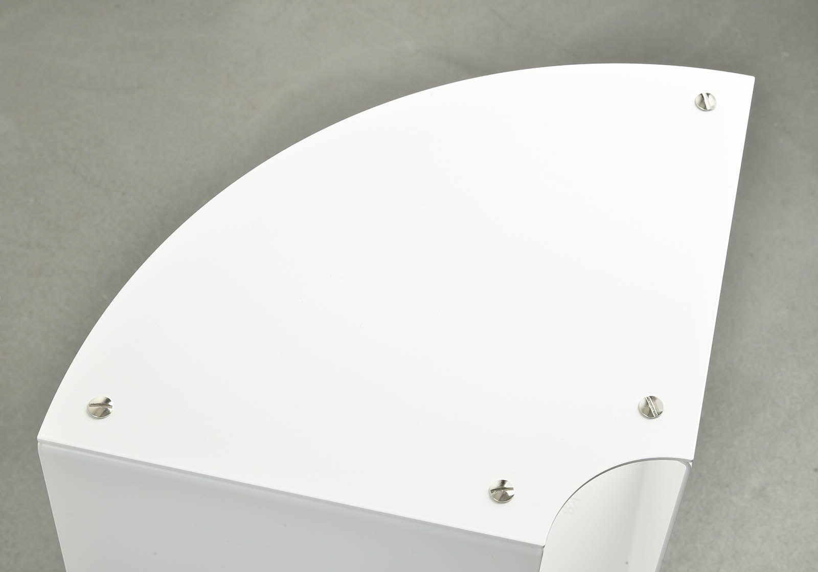 eckregal dangolo stahl 25x25x70cm. Black Bedroom Furniture Sets. Home Design Ideas