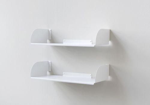 """Floating shelves """"UBD"""" - Set of 2 - 60 cm"""