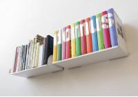 """Estantes para libros """"UBD"""" - Juego de 2 - 60 cm"""