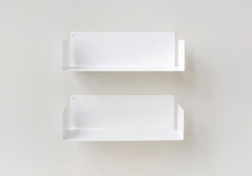 "Floating shelves ""US"" - 45 cm - Set of 2"