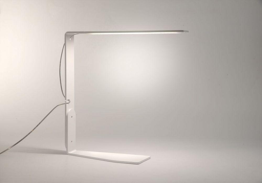 Flos spun light lampade da tavolo ferrara