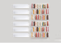 "Floating shelves  ""U"" - 60 cm - Set of 12"