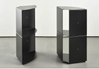 Corner cabinet DANgolo - Set of 2