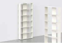 Librerias muebles per libros 6 niveles L60 A150 P15 cm