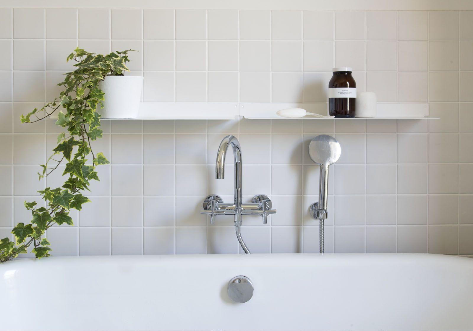Estantes de pared para el cuarto de baño TEEline 4515 ...