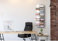 Mensole per libri - Libreria verticale 60 cm - Set di 4