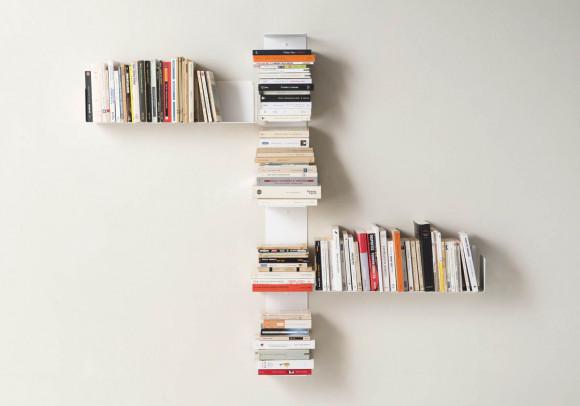 Biblioteca de diseño - Estantería Chicane