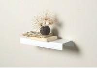 Wandboard TEEline 45 cm - Satz von 2 - Stahl