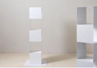 Cube storage shelves - 5 shelves