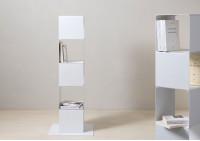 Estantería cubos - acero - 5 niveles