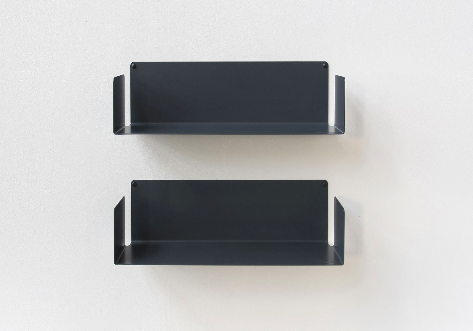 """Modulares Regalsystem """"US"""" - 45 cm - Satz von 2 - Stahl"""