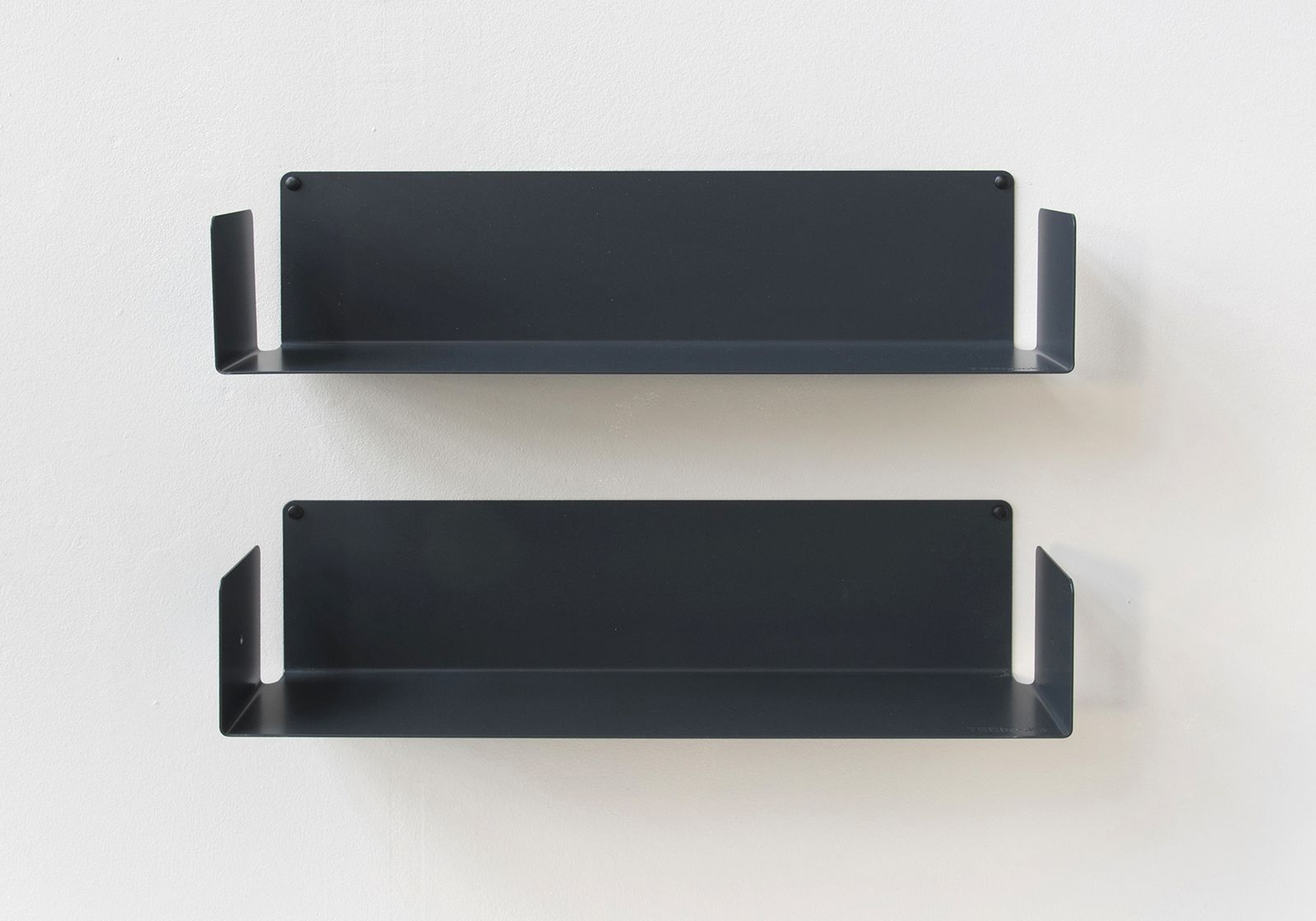 "Floating shelves  ""U"" - 60 cm - Set of 2"