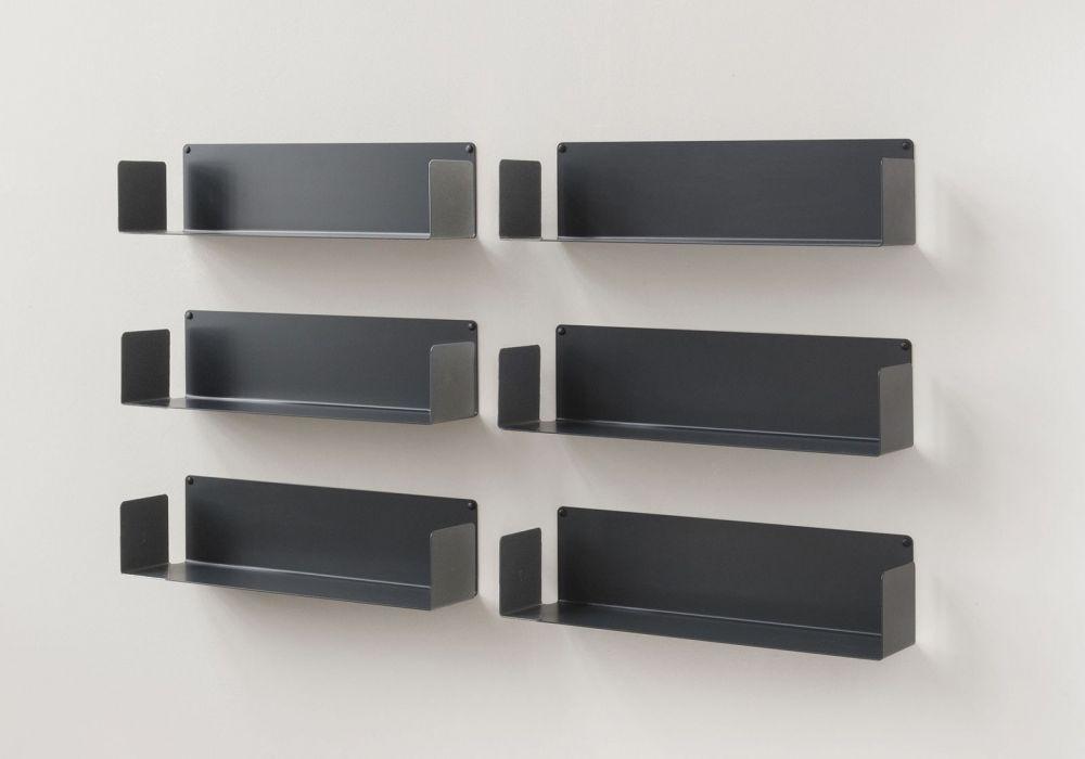 "Bookshelves ""U"" - Set of 6"