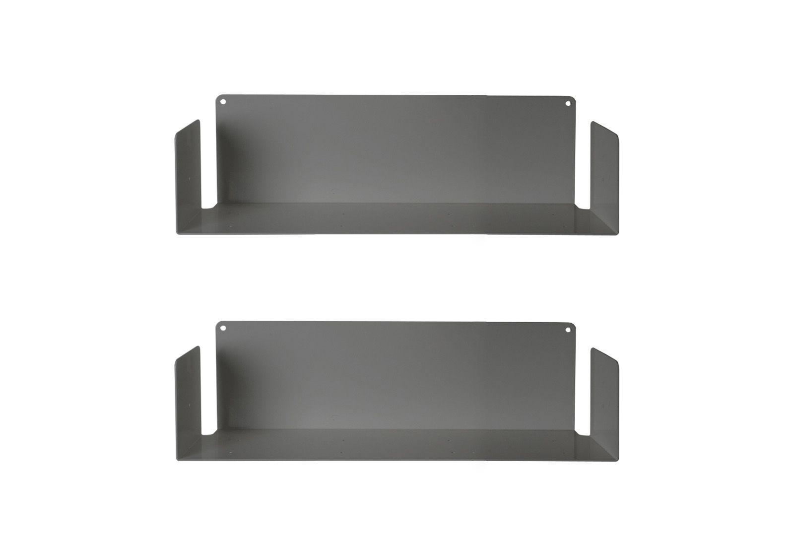 Set of 2 USCD - CD shelves