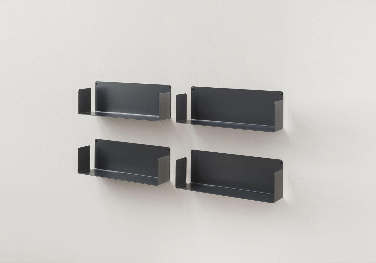 CD shelves - Set of 4 USCD