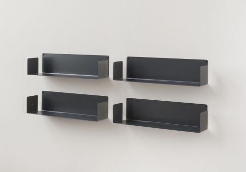 CD shelves - Set of 4 UCD