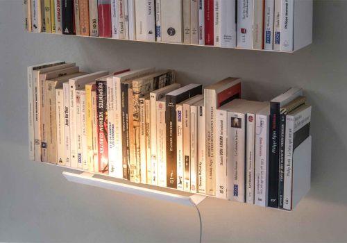 Shelf light by TEEbooks