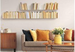 Nos 5 idées pour aménager un intérieur cocooning et cosy avec des étagères murales